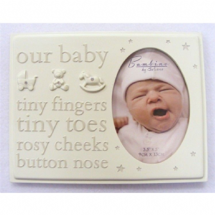 Our Baby Photo Frame